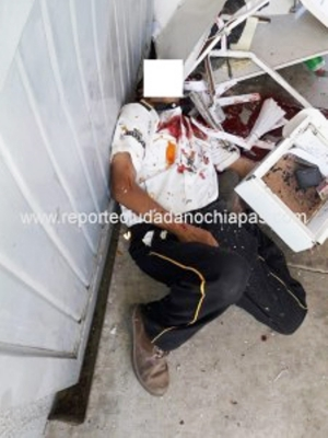 Conductor de la línea OCC atropella y mata accidentalmente a guardia de seguridad